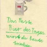 Vatertags-Spezial: Staffelberg Bräu/Loffeld: Pale Ale & Schleicher/Kaltenbrunn: Natural & Löwenbräu/Neuhaus a.d. Aisch: 1747 Original (Nr. 2007-2009)