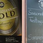 Keesmann/Bamberg: Gold & Mahr's Sommer Pils (Nr. 2015 & 2016)