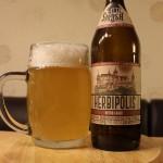 SMaSH Brewing Project/Würzburg: Herbipolis Retro Lager (Nr. 2037)