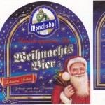 Mönchshof (Kulmbacher)/Kulmbach: Weihnachtsbier (Nr. 336)