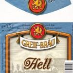 Greif-Bräu/Forchheim: Hell (Nr. 385)