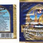 Tucher/Nürnberg: Christkindlesmarkt-Bier (Nr. 354)