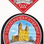 Brauerei Trunk/Vierzehnheiligen: Festbier (Nr. 361)