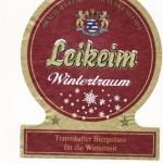 Brauerei Leikeim/Altenkunstadt: Wintertraum (Nr. 335)
