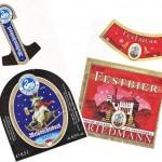 Schwanen Bräu/Burgebrach: Weihnachtsbock (Nr. 355) & Brauerei Friedmann/Gräfenberg: Festbier (Nr. 356)