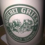 Brauerei Griess/Geisfeld: Bockbier (Nr. 393)