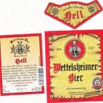 Brauerei Strauss/Wettelsheim: Hell (Nr. 396)