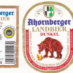 Ahornberger Landbier/Ahornberg: Ahornberger Landbier Dunkel (Nr. 397)