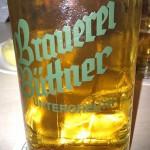Brauerei Büttner/Untergreuth: Helles Vollbier (Nr. 400)