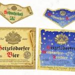 Brauerei Penning-Zeissler/Hetzelsdorf: Weihnachtsbock & Weihnachtsfestbier (Nr. 350 & 351)