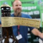Brauerei Zwanzger/Uehlfeld: Dunkler Eis-Weizen-Rauch-Doppel-Bock (Nr. 2059)