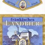 Friedmann/Gräfenberg: Fränkisches Landbier Hell (Nr. 410)