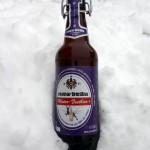 Jura Bräu/Pegnitz: Winter-Festbier (Nr 2064)