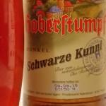 Brauerei Haberstumpf/Trebgast: Schwarze Kunni (Nr. 2065)