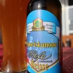 Wernecker Bierbrauerei/Werneck: Sportskanone (Nr. 2068)