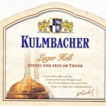 Kulmbacher Brauerei AG/Kulmbach: Lager Hell (Nr. 1122)