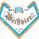 Brauerei Bub/Leinburg: Weißbier (Nr. 1123)